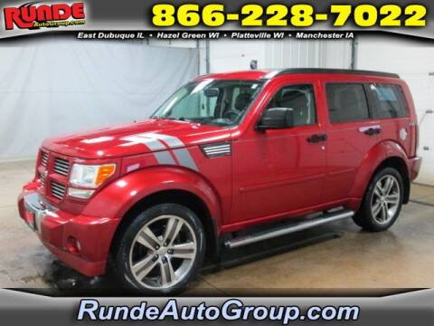 2011 Dodge Nitro for sale at Runde Chevrolet in East Dubuque IL