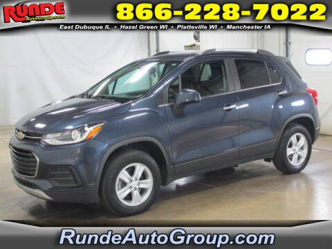 2018 Chevrolet Trax for sale at Runde Chevrolet in East Dubuque IL