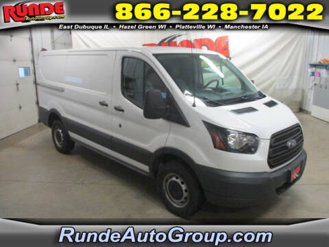 2015 Ford Transit Cargo for sale at Runde Chevrolet in East Dubuque IL