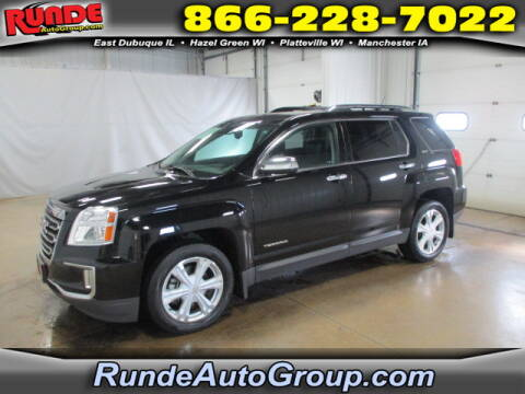 2017 GMC Terrain for sale at Runde Chevrolet in East Dubuque IL