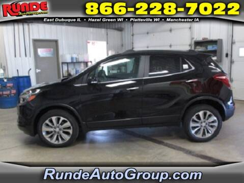 2019 Buick Encore for sale at Runde Chevrolet in East Dubuque IL