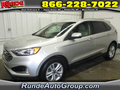 2019 Ford Edge for sale at Runde Chevrolet in East Dubuque IL