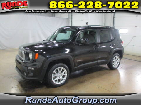 2019 Jeep Renegade for sale at Runde Chevrolet in East Dubuque IL