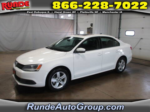 2013 Volkswagen Jetta for sale at Runde Chevrolet in East Dubuque IL