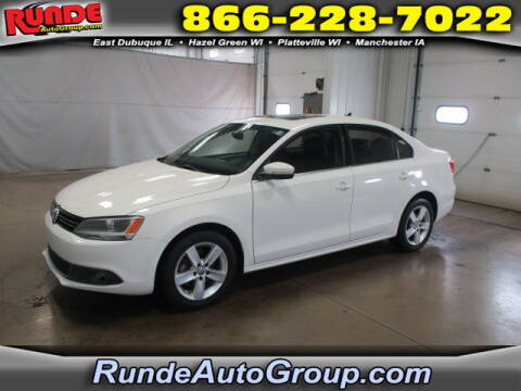 2011 Volkswagen Jetta for sale at Runde Chevrolet in East Dubuque IL