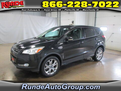 2013 Ford Escape for sale at Runde Chevrolet in East Dubuque IL