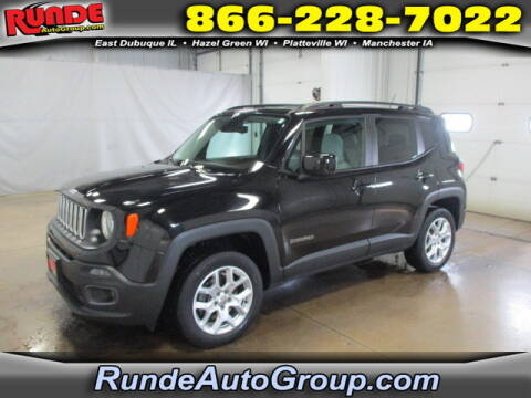 2015 Jeep Renegade for sale at Runde Chevrolet in East Dubuque IL