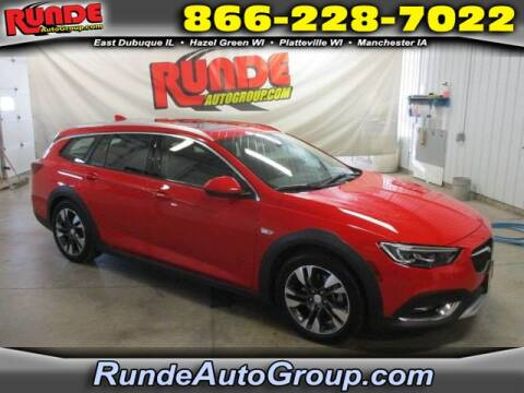 2018 Buick Regal TourX for sale at Runde Chevrolet in East Dubuque IL