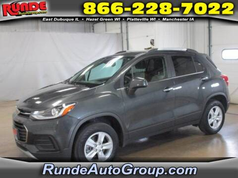 2017 Chevrolet Trax for sale at Runde Chevrolet in East Dubuque IL