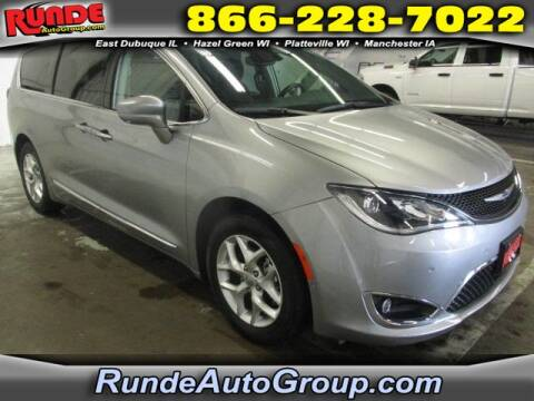 2020 Chrysler Pacifica for sale at Runde Chevrolet in East Dubuque IL