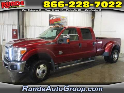 2015 Ford F-350 Super Duty for sale at Runde Chevrolet in East Dubuque IL