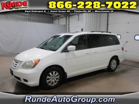 2008 Honda Odyssey for sale at Runde Chevrolet in East Dubuque IL