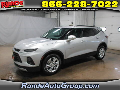 2020 Chevrolet Blazer for sale at Runde Chevrolet in East Dubuque IL
