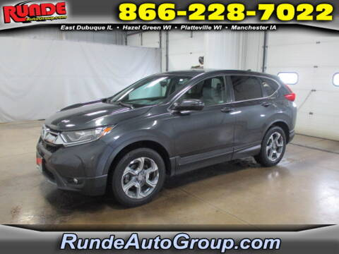 2018 Honda CR-V for sale at Runde Chevrolet in East Dubuque IL
