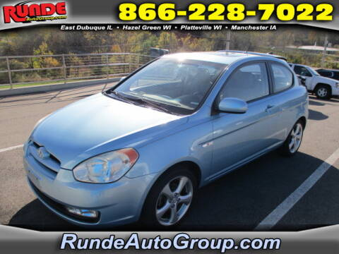 2010 Hyundai Accent for sale at Runde Chevrolet in East Dubuque IL