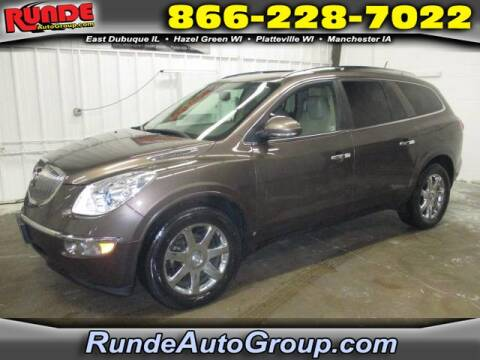 2010 Buick Enclave for sale at Runde Chevrolet in East Dubuque IL
