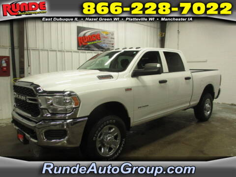 2019 RAM Ram Pickup 2500 for sale at Runde Chevrolet in East Dubuque IL