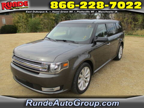 2017 Ford Flex for sale at Runde Chevrolet in East Dubuque IL