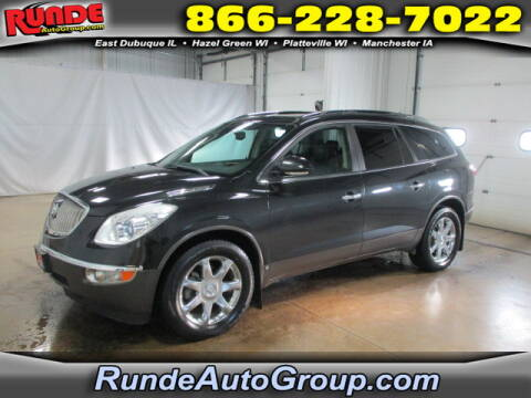 2008 Buick Enclave for sale at Runde Chevrolet in East Dubuque IL