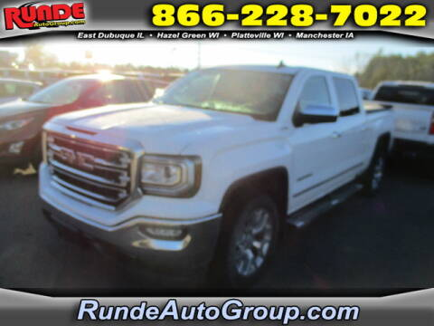 2017 GMC Sierra 1500 for sale at Runde Chevrolet in East Dubuque IL