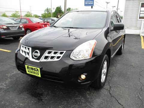 Arlington Heights Nissan >> 2013 Nissan Rogue For Sale In Arlington Heights Il