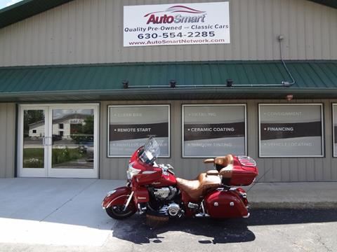 2015 Indian ROADMASTER for sale in Oswego, IL