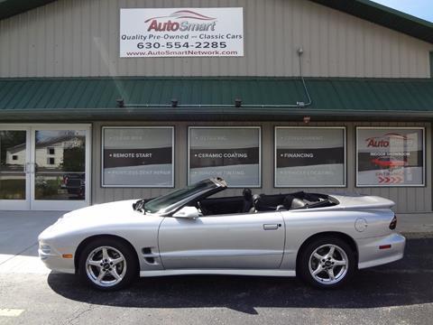 2000 Pontiac Firebird for sale in Oswego, IL