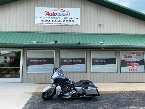 2019 HARLEY DAVIDSON FLHXSE for sale at AutoSmart in Oswego IL