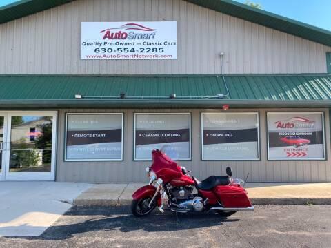 2012 HARLEY DAVIDSON FLHX for sale at AutoSmart in Oswego IL