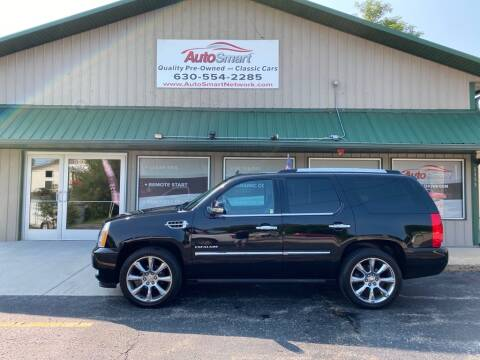 2011 Cadillac Escalade for sale at AutoSmart in Oswego IL