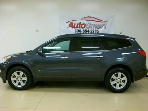 2010 Chevrolet Traverse for sale at AutoSmart in Oswego IL