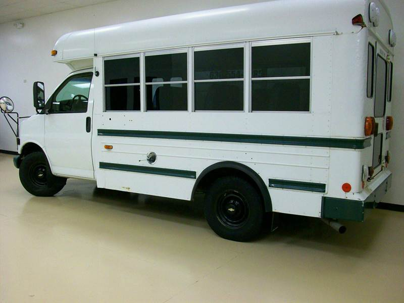 2002 Chevrolet Mid Bus for sale at AutoSmart in Oswego IL