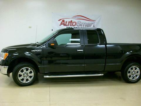 2014 Ford F-150 for sale at AutoSmart in Oswego IL