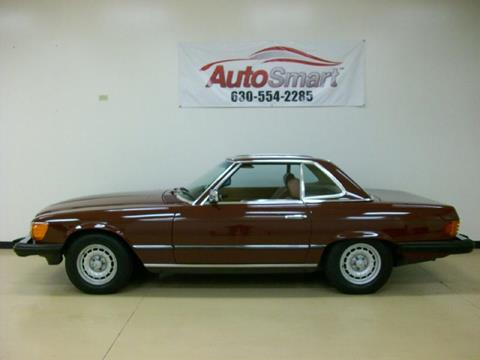 1984 Mercedes-Benz 380-Class for sale in Oswego, IL