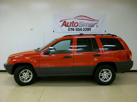 2000 Jeep Grand Cherokee for sale at AutoSmart in Oswego IL