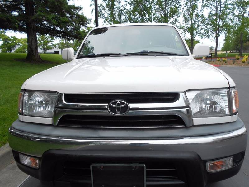 2002 Toyota 4Runner for sale at Moto Auto Sale in Sacramento CA
