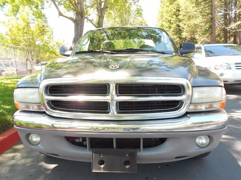 2002 Dodge Dakota for sale at Moto Auto Sale in Sacramento CA