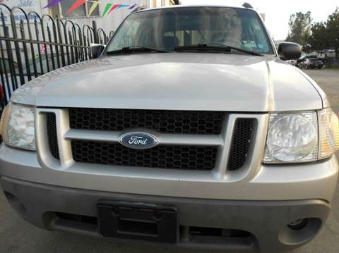 2003 Ford Explorer Sport Trac for sale at Moto Auto Sale in Sacramento CA
