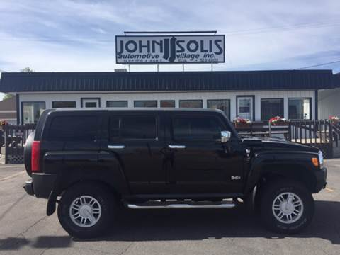 2009 HUMMER H3 for sale in Idaho Falls, ID