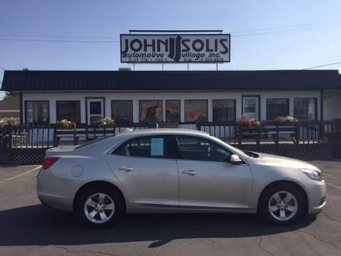 2016 Chevrolet Malibu Limited for sale in Idaho Falls, ID