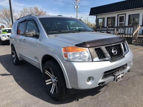 Nissan Used Cars Pickup Trucks For Sale Idaho Falls John Solis ...