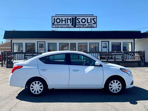2019 Nissan Versa for sale in Idaho Falls, ID