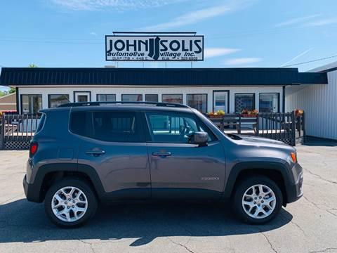 2017 Jeep Renegade for sale in Idaho Falls, ID