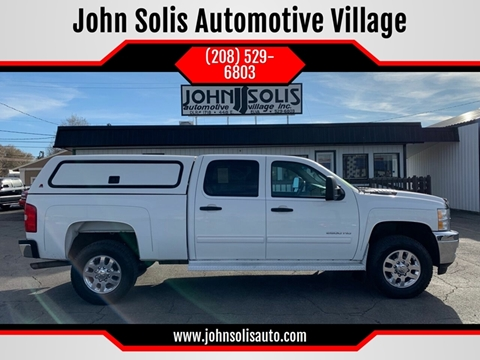 2011 Chevrolet Silverado 2500HD for sale in Idaho Falls, ID