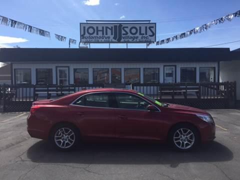 2013 Chevrolet Malibu for sale in Idaho Falls, ID