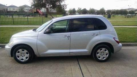2009 Chrysler PT Cruiser for sale at Discount Auto Mart LLC in Houston TX