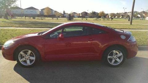 2007 Mitsubishi Eclipse for sale at Discount Auto Mart LLC in Houston TX
