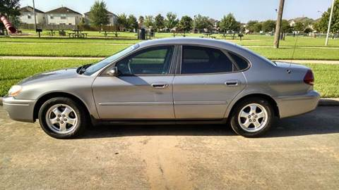 2007 Ford Taurus for sale at Discount Auto Mart LLC in Houston TX