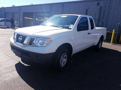 2016 Nissan Frontier for sale in Houston, TX