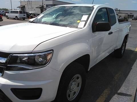2019 Chevrolet Colorado Work Truck for sale at Discount Auto Mart LLC in Houston TX